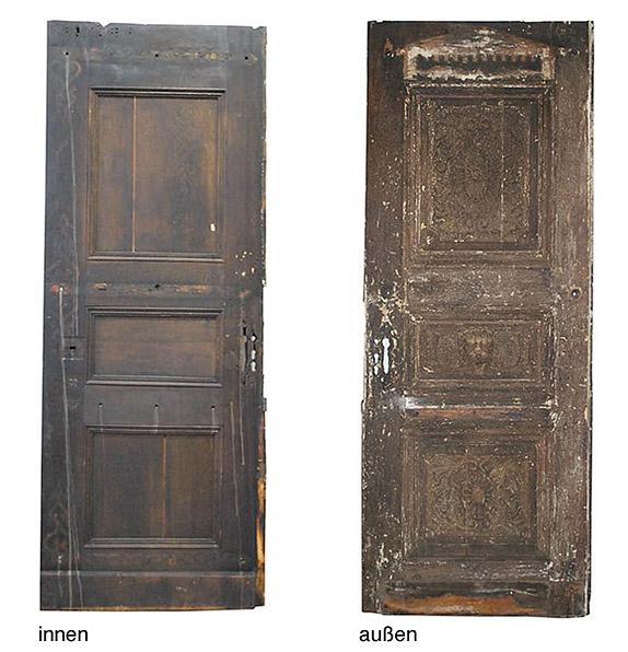restaurierung von portalen aus der sp tbarockzeit am kloster essen werden folkwanghochschule. Black Bedroom Furniture Sets. Home Design Ideas