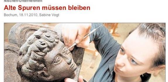 Aufmacher des Artikels auf derwesten.de von Sabine Vogt