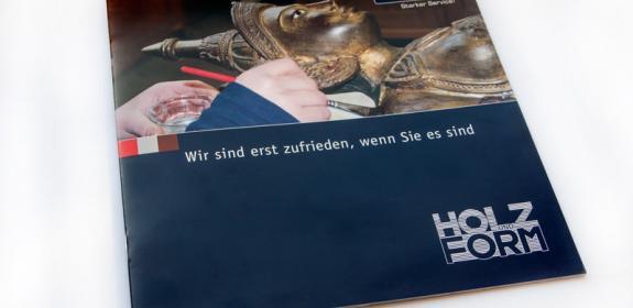 PaXpartner Broschüre Holz und Form GmbH