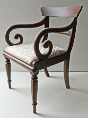 Stuhl – restauriert