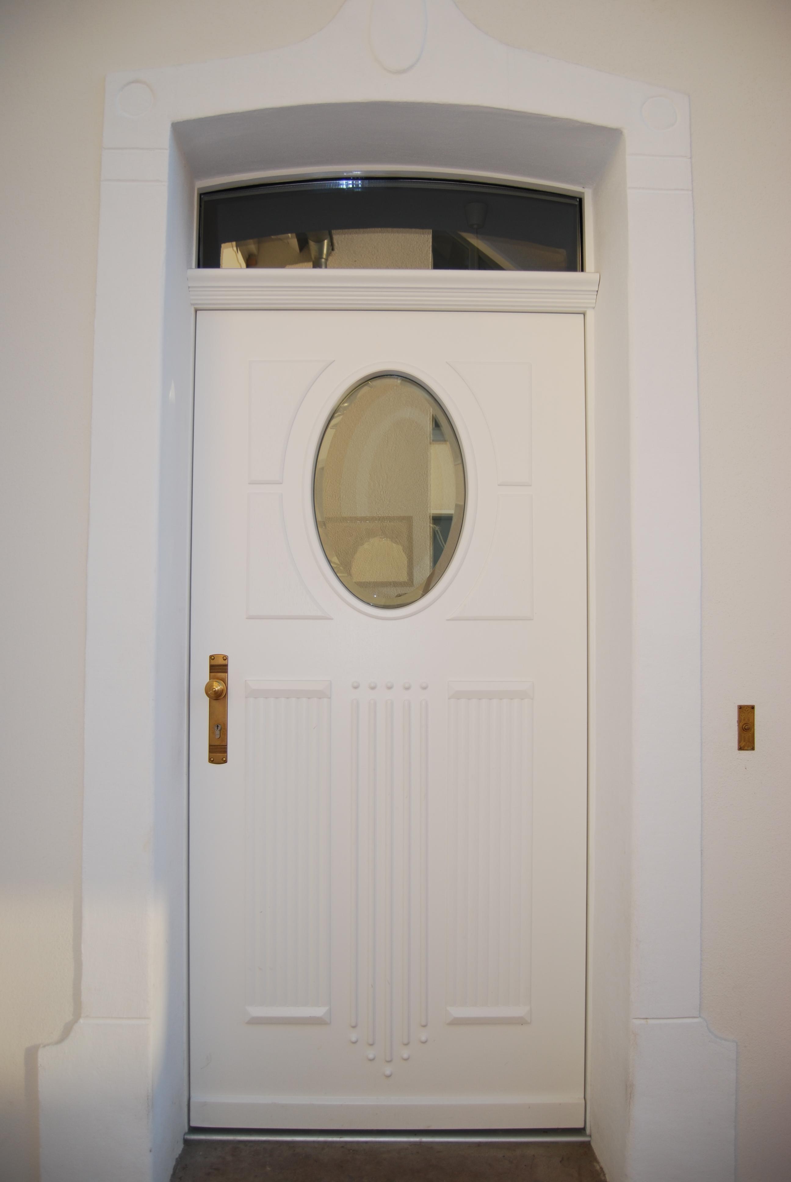Haustür mit fenster  Haustüren | Schreinerei HOLZ und FORM GmbH, Bochum